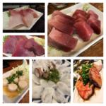 愛媛県松山市瀬戸内海のおいしい魚料理