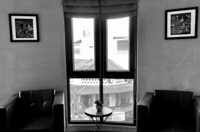 プノンペンのホテルは蚊が多い:Lavanya Boutique ホテル