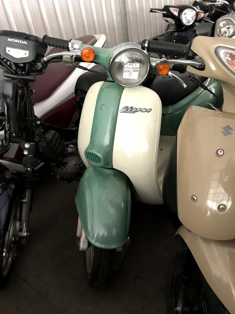 Phnom Penh used motorbike