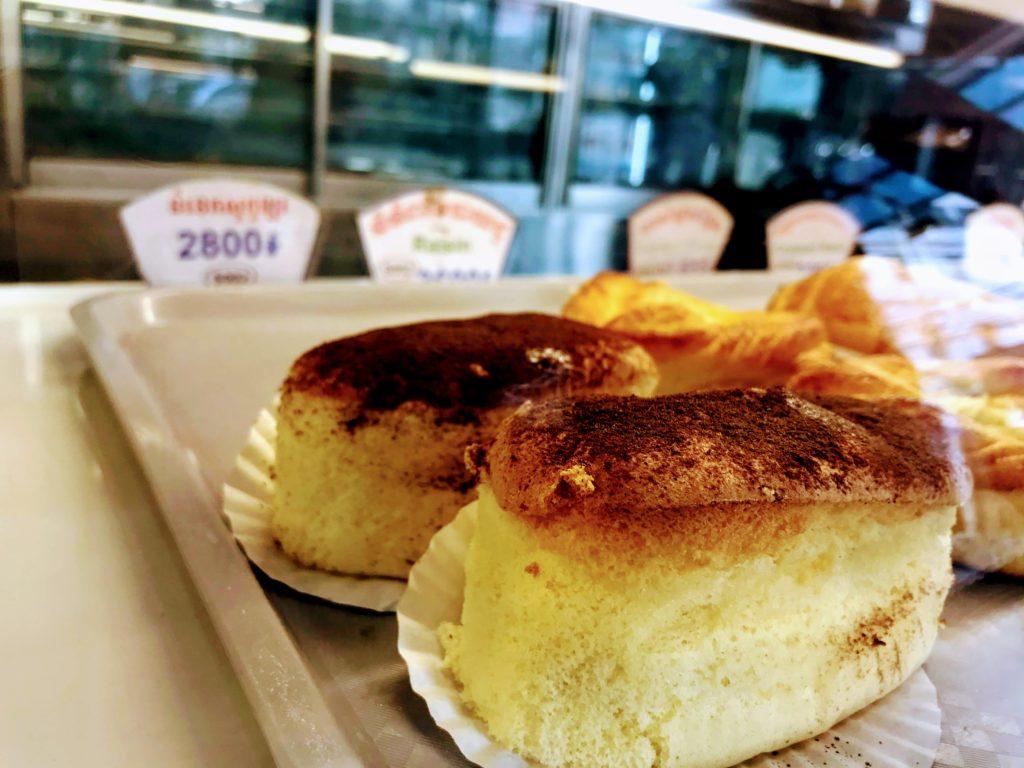 プノンペン ケーキ