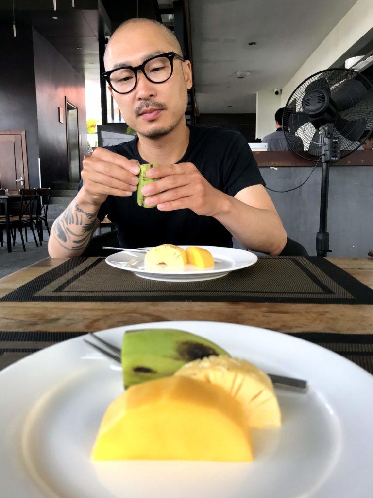 Lavanya 前菜 フルーツ