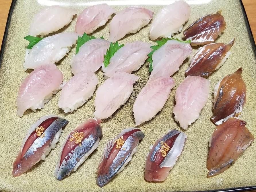 釣った魚 料理