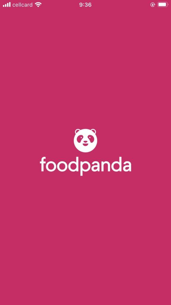 food panda App