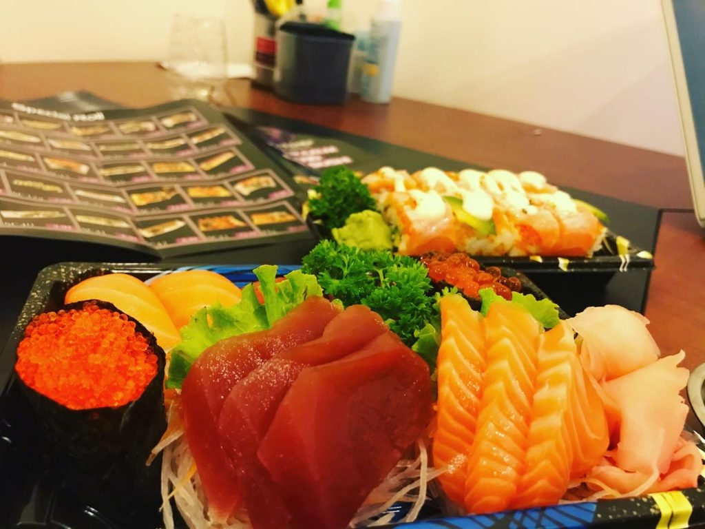 プノンペン 寿司