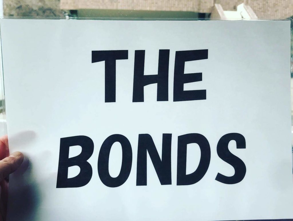 THE BONDS 送迎