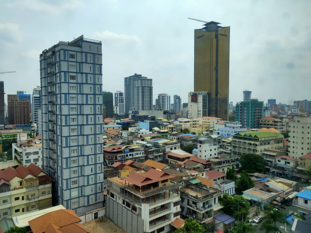 Lyve Inc ホテル / プノンペン カンボジア