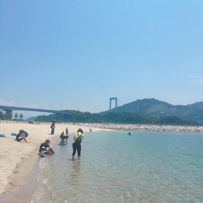 愛媛 ビーチ