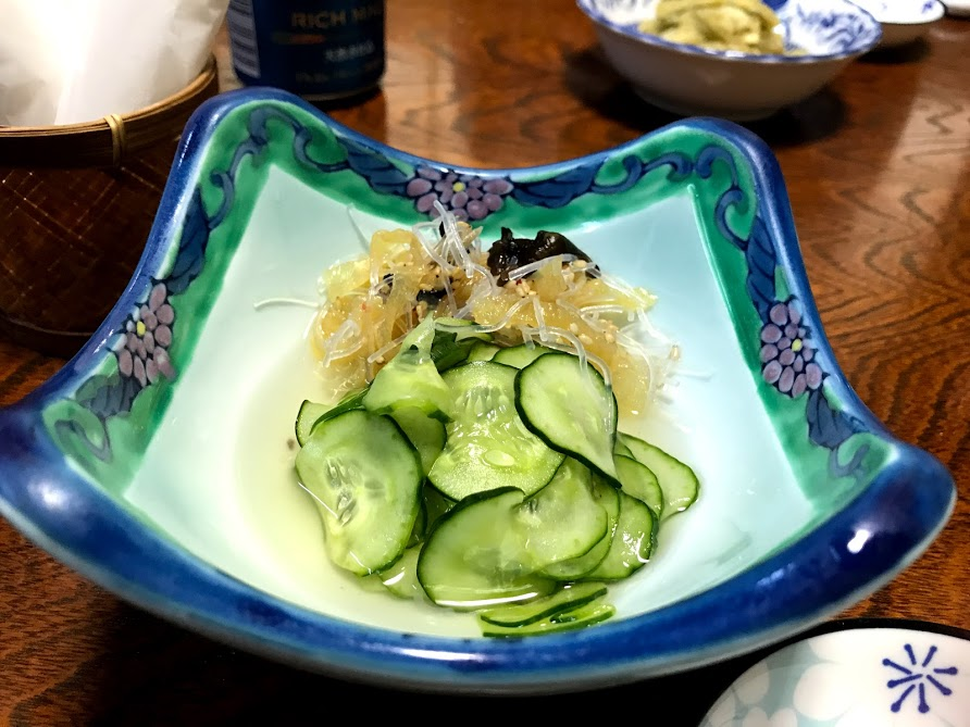 光藤旅館 夕食