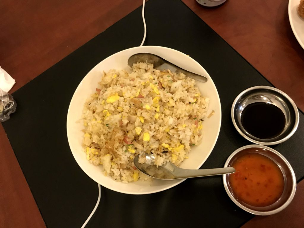 焼き飯 レシピ