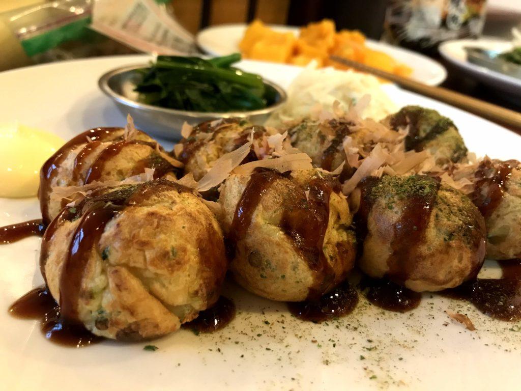 カンボジア 日本食