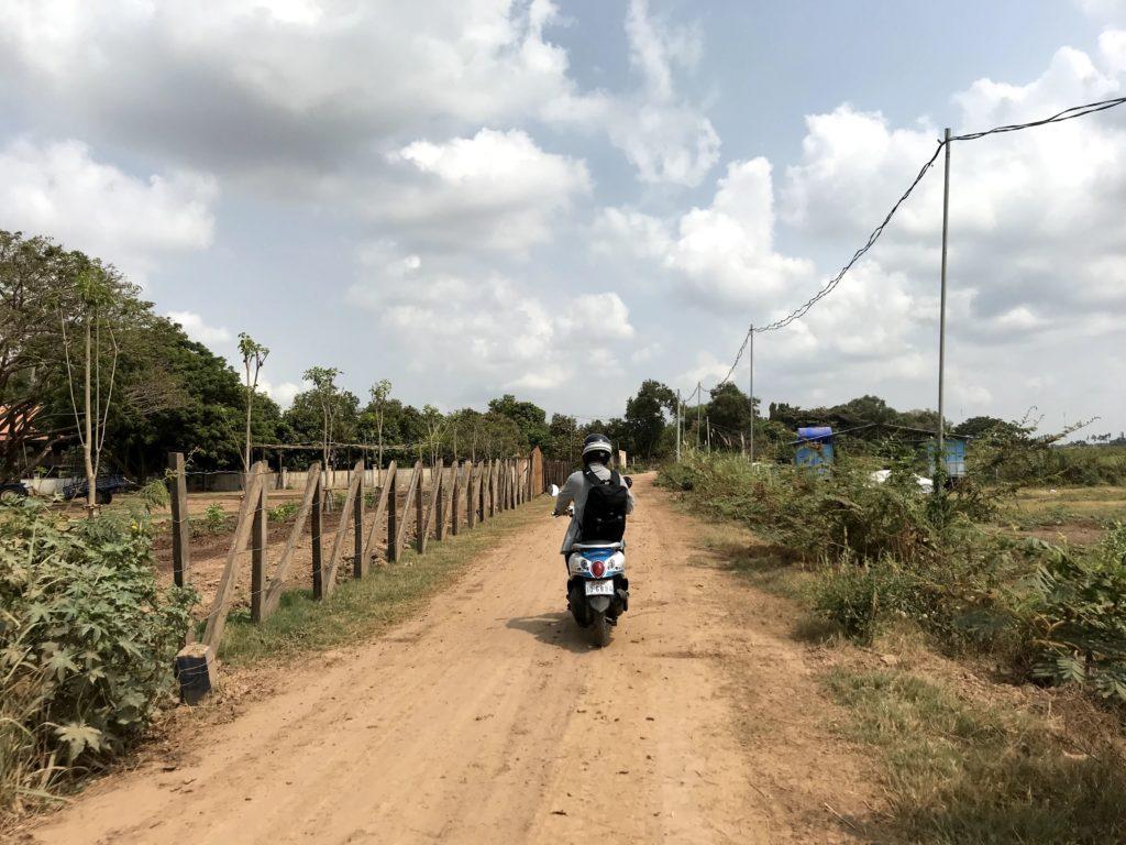メコン川 カンボジア