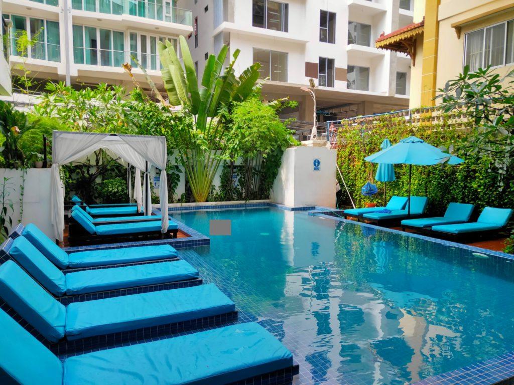 Home Chic Hotel: Hotel in Cambodia, Phnom Penh