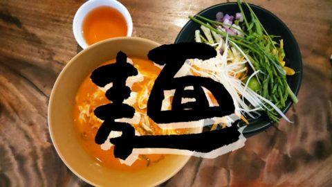 カンボジア 麺
