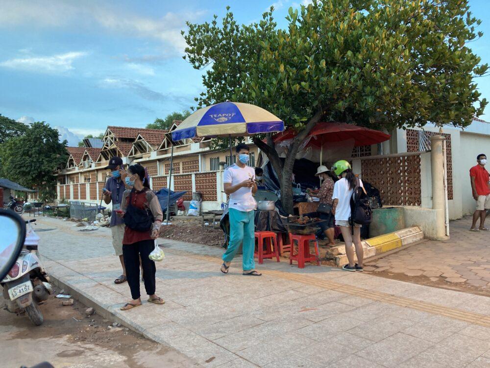 カンボジア世界遺産の街|おどろきのシェムリアップ②
